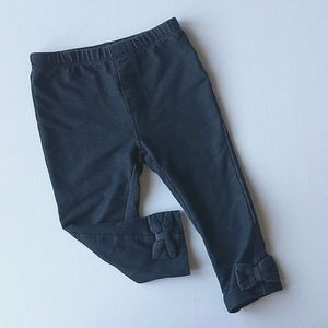 Baby Gap Bow Jeggings * 18-24M
